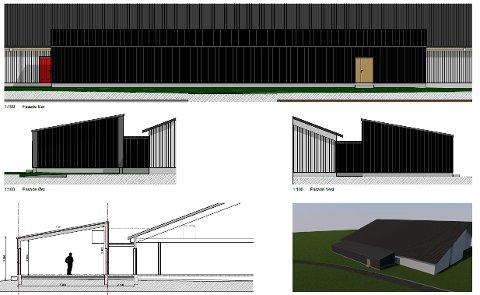 Det er politisk forankret å føre opp en innendørs skytebane på Vestmyra i Fauske. Nå drar prosjektet ut i tid.