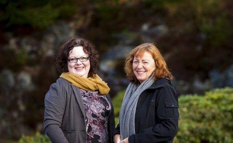 Nina Bognøy fra Lindås Ap er leder for navnekomiteen. Hun får hjelp av tidligere redaktør i Avisa Nordhordland, Randi Bjørlo, til informasjonsarbeidet.