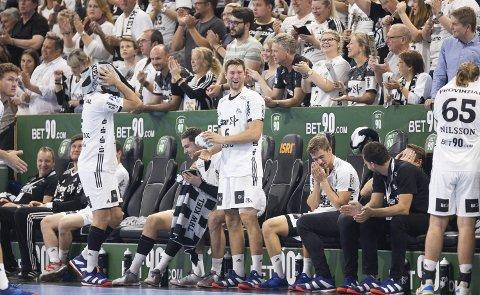 Harald Reinkind (26) fra Steinsviken nyter tilværelsen i verdens mest populære håndballklubb, THW Kiel.