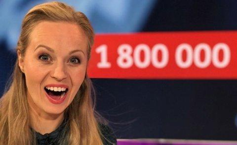 To kusiner fra Bergen vant 1,8 millioner kroner i Extra.