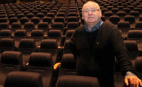 Kulturhusleiar Ingar Hopland er frustrert over den seinaste koronaregelen frå regjeringa.