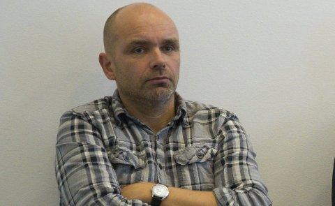 Øystein Høyvik blir stabsleiar på fagutvikling i Sunnfjord kommune.