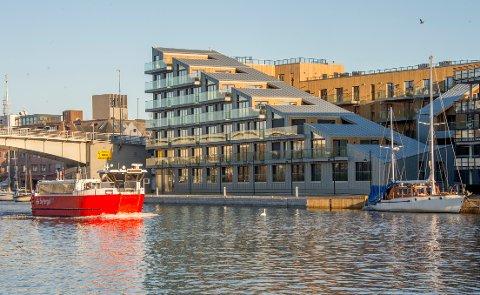Tordenskiold Brygge er et annerledes prosjekt blant de mange utbyggingene i byen. Likevel har det tatt tid å selge en del av de drøyt 50 leilighetene.