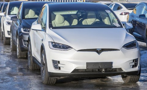 NYE TALL: Ifølge Finansdepartementet subsidieres elbiler med 19,2 milliarder kroner i 2020.