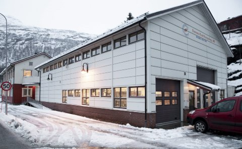 Evenes kraftforsyning ble i 2017 solgt til Hålogaland Kraft.