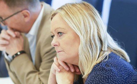 Mona Nilsen havnet i hardt vær etter at hun og syv andre festet på et hotellrom i etterkant av årsmøte i Bodø.