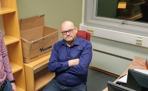 OPPRØRT: Øyvind Strømseth syntes ikke gårsdagens lesning var spesielt hyggelig. Han forteller at han tok kontakt med Rune Thomassen og beklaget det han opplevde.