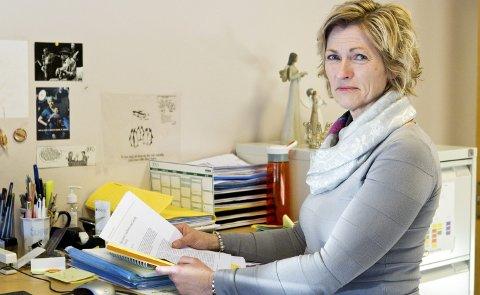 MÅ GÅ: Marianne Birkeland må gå av som kommunalsjef for helse og omsorg. Hun har vært ansatt i Kongsvinger kommune siden 1999.