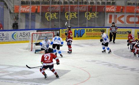 Stian Kaltrud Nystuen var tilbake på laget onsdag kveld.
