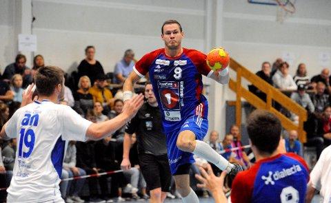Kim Tajet Skaug og LFH 09 feide over Bodø i seriepremieren.