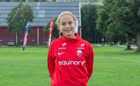 Selma Lie deltok på Equinors talentleir.