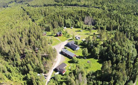 KAN BLI BOLIGOMRÅDE: De fleste bygningene på Viubråtan skal rives, og det tidligere feriesenteret ønskes utbygd til et boligfelt med et variert boligtilbud.