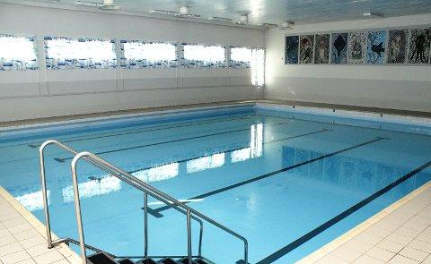 LITE:  Det finnes kun 12,5 meters basseng på Hadeland.