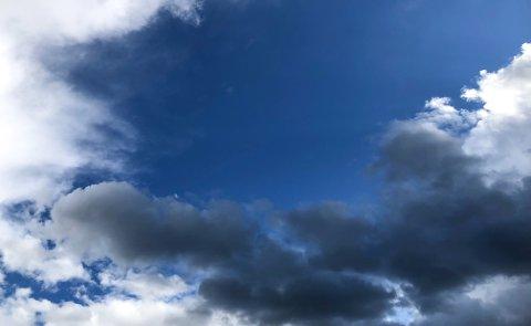 VARIERT: Det blir stort sett oppholds og sol, men kaldt fremover på Hadeland.