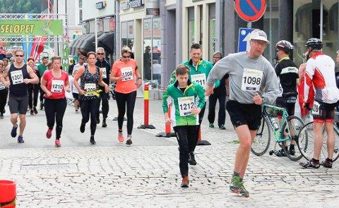 RITT OG LØP: Grenserittet-organisasjonen skal i mai arrangere mosjonsløpet Grenseløpet, Fredriksten 360.