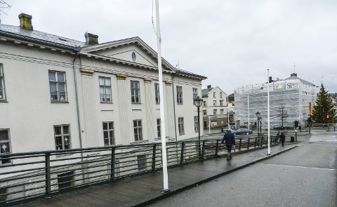 FÅR MILLIONER: Kongegården får milliontilskudd fra Riksantikvaren til restaurering.