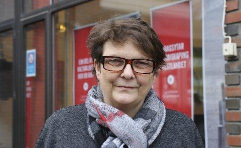 Konstituert: Anne Grethe Børven kommer fra Øystese og har dermed god kjennskap til Hardanger. Nå er hun konstituert i stillingen som banksjef i Sparebanken Vest Odda/Kinsarvik.