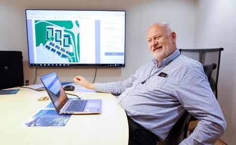 STYRELEDER: Bjørn M. Apeland er investor og styreleder i Napier (Tauranga AS) og eier og konsernsjef i Amar Group.
