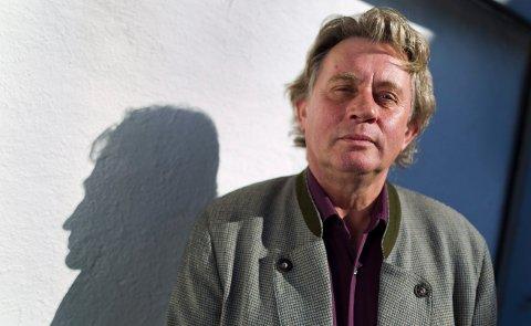 ÅKREHAMN: Karl Johan Paulsen har skrevet manus til Astrup-filmen som gjør det bra på kino i disse dager. . Foto: Terje Størksen