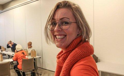 Enhetsleder for folkehelse, Anne Marit Almås Marken forklarer at selv om kommunen jobber med matsentral, er det ikke like rundt hjørnet.