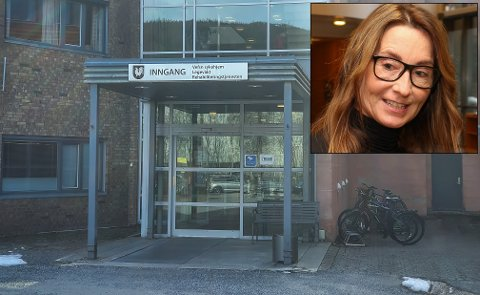 Alvor: Kommunalsjef for helse- og omsorg i Vefsn kommune, Rachel Berg, understreker at kommunen tar situasjonen på fullt alvor etter at det ble påvist koronasmitte hos en ansatt ved Vefsn sykehjem.