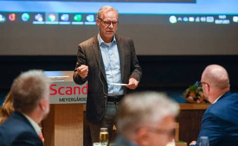 Einar Kilde, Konserndirektør Prosjekter.