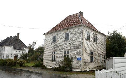 Etterspurt: Vestevegen 31 i Haugesund.
