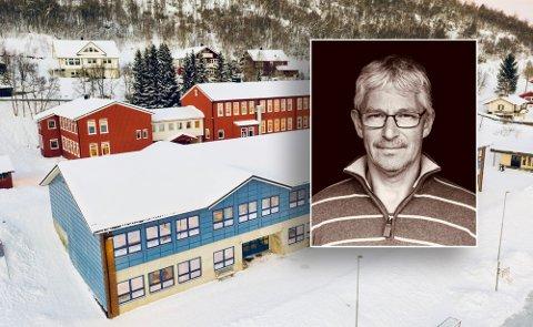 GAMLE BERGSENG SKOLE: Politikerne bestemte seg i forrige uke for å plassere nye Bergseng skole på Mustapartajordet. Dagen etterpå ble det klart at tomten kanskje ikke er tilgjengelig likevel. Det gjør at Arild Kulseng-Hansen mener det er på tide å gjøre en grundig utredning av dagens skole.