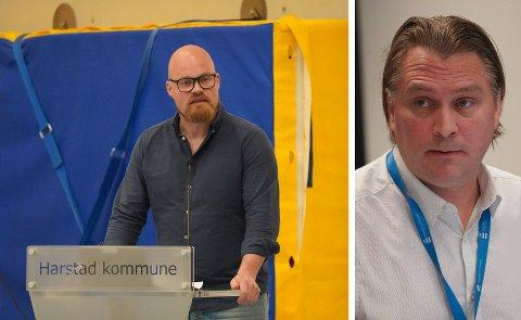 –FEIGT: – At debatten allerede er avlyst er feigt, dere kveler en viktig sak, sa Eivind Stene (Frp) til varaordfører Espen Ludviksen (Sp) og flertallet i kommunestyret - om at sykehjemssaken fra Stangnes ikke ble diskutert torsdag.