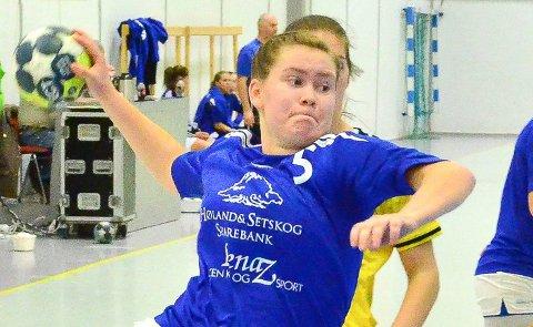 Siri Tøien scoret to mål mot Ull/Kisa. Arkivfoto: Øyvind Henningsen