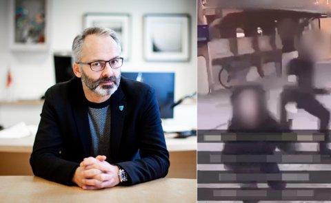 PRIORITERER: I forbindelse med flere negative hendelser i ungdomsmiljøet på Sørumsand har Lillestrøm kommune, med ordfører Jørgen Vik (Ap) i spissen, besluttet å prioritere tettstedet med sitt OUT-team.