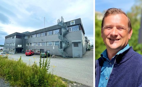 JAKTER LEIETAKERE: Styreleder Rajko Mink ved Kompetansebygg Tangen AS.