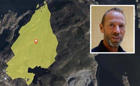 940 MÅL: Ivar Tollefsen kjøpte Langetangen Øvre gjennom sitt selskap i februar.