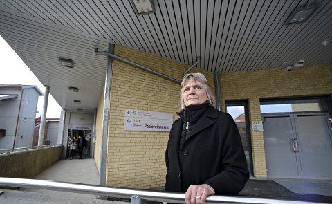 VENTER: Rådmann i Kongsberg, Wenche Grinderud, venter på 2017-tallene med spenning.