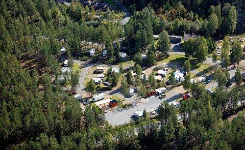 HISTORIKK: Campingen har vært omdiskutert i kommunela papirer i flere år.