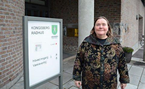 BEKYMRET: Veslemøy Fjerdingstad er redd det nye tilbygget på gamle Fredheim skole blir for moderne.