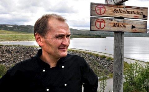 VIL BLI ORDFØRER: Nils Helge Tufto er toppkandidaten til Nore og Uvdal Høyre i høstens kommunevalg.