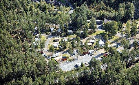 CAMPING: Pikerfoss camping i Bevergrenda er stadig under lupen i Kongsberg-politikken.
