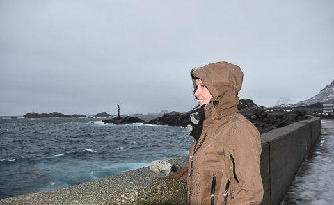 OPPGITT: Julie Brattli Steinvik er oppgitt over det kjeveortopediske tilbudet. Barna må reise i 14 timer for 20 minutter med konsultasjon.
