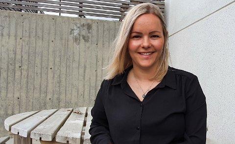 Linn Olsen liker bedre å ta bilde selv enn å bli tatt bilde av.
