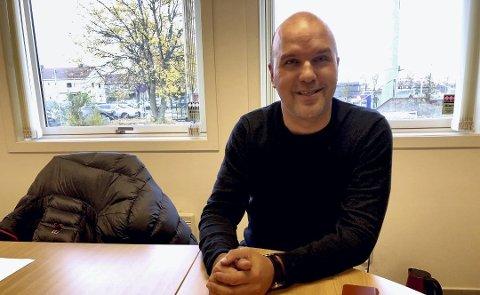 STYRELEDER I MFK: Klaus Hagerupsen Hansen.