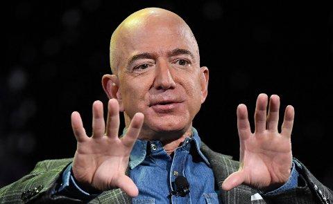 AMAZON-GRÜNDER: Mange vet at Jeffrey Preston Bezos står bak netthandelgiganten Amazon og har blitt en av verdens aller rikeste de siste årene. Færre kjenner til hans historie i oljeindustrien i Norge.