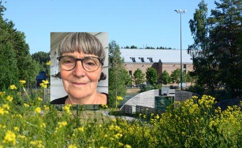 SKUFFET: Anne Hval Ljønes har samlet over 700 underskrifter til et innbyggerinitiativ, der kravet er at Mortensrud også må få svømmehall i forbindelse med den storstilte utviklingen av området.