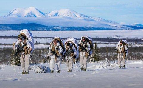 NATO-øvelsen Trident Juncture arrangeres i Norge i oktober og november. Over 40 000 deltakere fra mer enn 30 nasjoner deltar. Og nå har nederlandske soldater fått 9500 kroner hver til å kjøpe vinterklær. (Forsvaret)