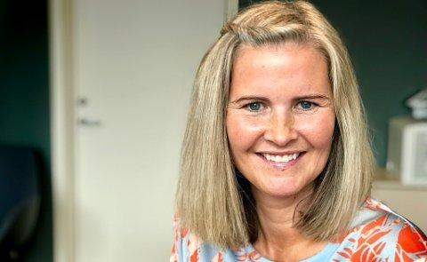 Ørpetvedt har ti år bak seg som toppleder i avfallsbransjen, og nå to år som daglig leder i Tromsø sentrum. Nå har hun fått ny jobb.