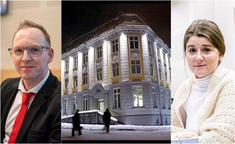 SAKSØKT: Tidligere museumsdirektør Jérémie McGowan ved Nordnorsk kunstmuseum har saksøkt styreleder Grete Ellingsen for urettmessig oppsigelse.