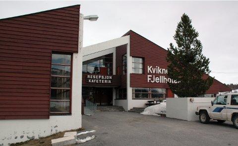SELGES: Tidligere Kvikne Fjellhotell får, etter all sannsynlighet, nye eiere om ikke lenge. Hvem det gjelder vil ikke deleier i PTH AS, Per Morten Hektoen, ut med.