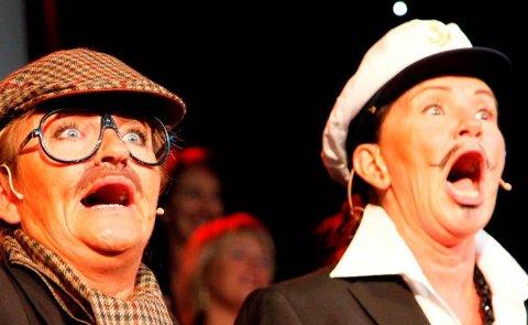 REVY: I august blir det arrangert enda en Langesund Revyfestival.