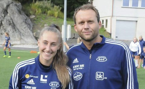 Ny klubb: Oda Arnesen. Foto: Ragnar Eftedal