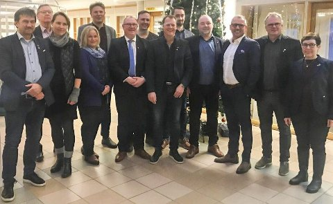 Felles: De 12 ordførerne sør for Korgfjellet vil avgi en felles uttalelse om framtidas sykehus, og mener de skal bli enige om lokalisering.